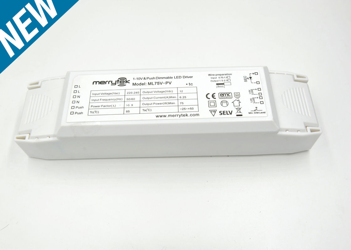 Constant Voltage Dimmable LED Driver  75w