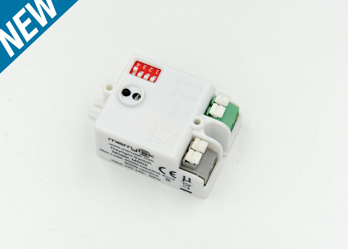IP20 Built-in LED Lighting Fixtures Daylight Switch sensor ON/OFF function